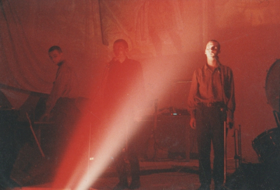 Intergalactic Post Industrial Noise Structure festivalGL.1987.London